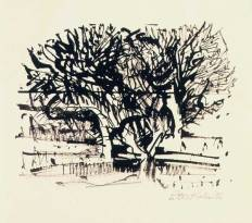 Untitled (Tree, 1986)