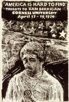 Dan Berrigan: America is hard to find (1970)