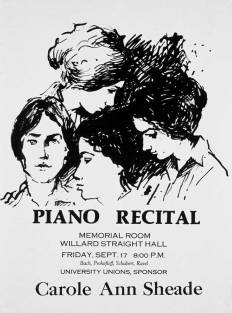 Piano Recital (1969)