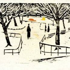 Park in Winter (1948)
